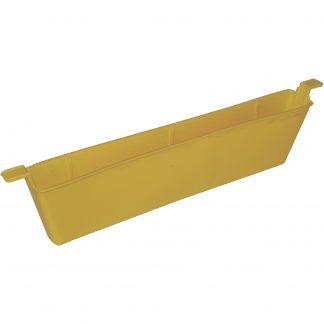 Plastik Kayık Yemlik (1 lt 2. Kalite)