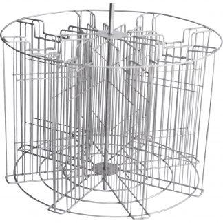 Bal Süzme Makinası Sepeti 8 Çerçevelik ( 304 Kalite)